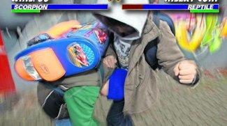 Killerspiele: Britische Kinder leben Gewalt auf den Schulhöfen aus