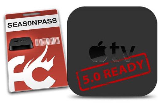 Seas0npass 0.8.3: Tethered iOS 5 Jailbreak für AppleTV 2 verfügbar