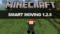 Minecraft: Smart Moving Mod 1.2.5