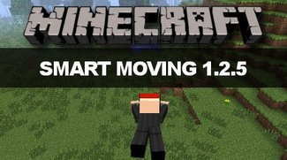 Minecraft: Smart Moving Mod 1.2.5