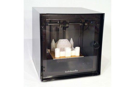 Solidoodle: Günstiger 3D-Drucker für Zuhause