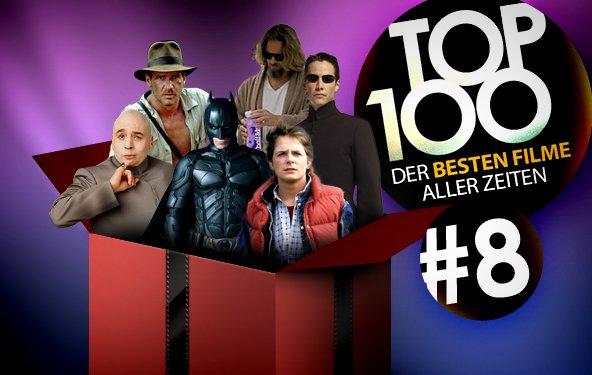Top 100 - die besten Filme aller Zeiten - Teil 8