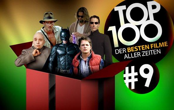 Top 100 - die besten Filme aller Zeiten - Teil 9
