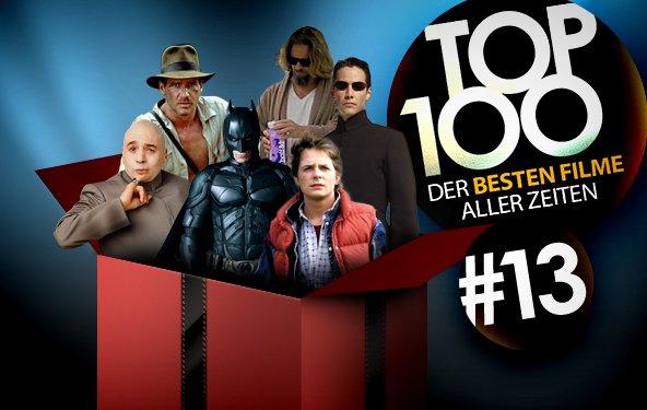 Top 100 - die besten Filme aller Zeiten - Teil 13