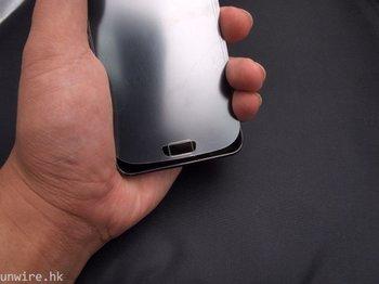 Samsung Galaxy S3 Schutzfolie auf Galaxy S2