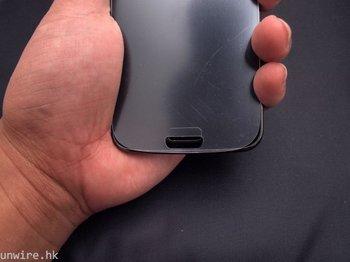 Samsung Galaxy S3 Schutzfolie auf Galaxy S2 LTE