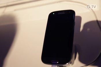 Samsung Galaxy S3 Hands-On