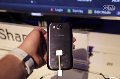 Samsung Galaxy S3 Hands-On