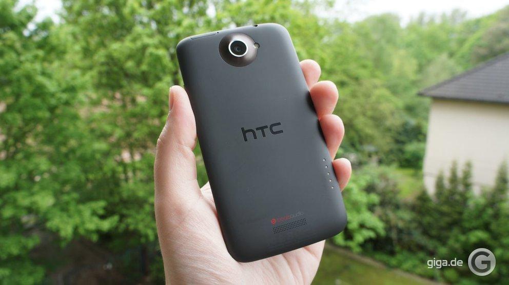 HTC One X: Android 4.0.4-Update mit HTC Sense 4.1 wird ausgerollt