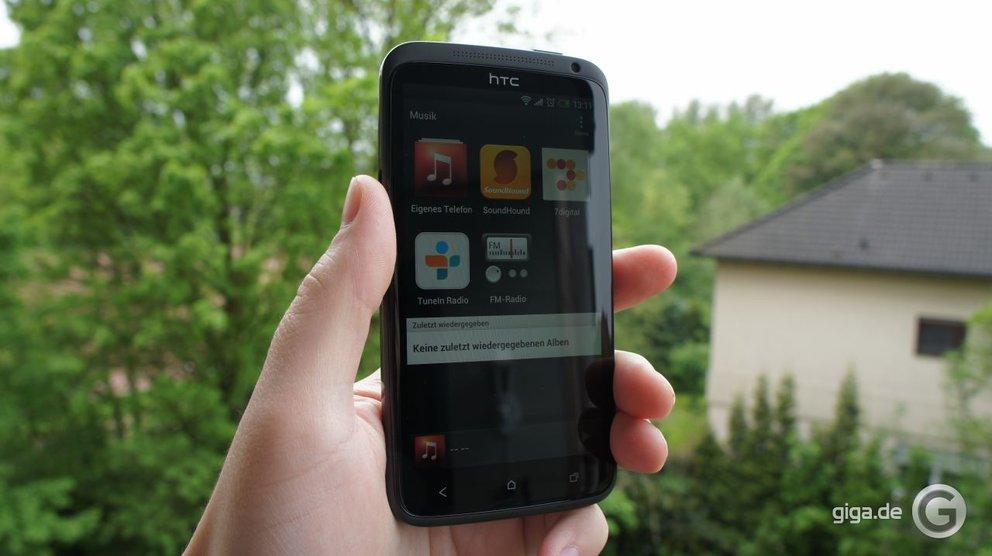 HTC One X Testbericht