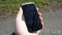 HTC One S: Testbericht zum schlanken Sprinter