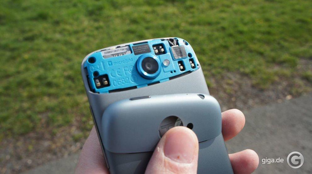 HTC One S Testbericht