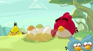 Angry Birds: 30 Millionen Downloads in der Weihnachtswoche