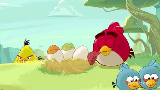 Angry Birds: 30 Millionen Downloads in der Weihnachtswoche