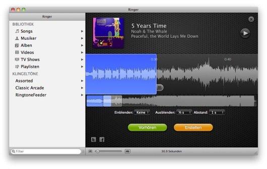 Klingelton für iPhone selbst erstellen: 4 Methoden für Mac-Nutzer