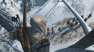 Assassin's Creed 3: Seeschlachten im PS3-Trailer