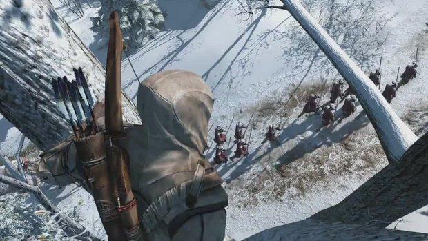 Assassin's Creed 3: Trailer erzählt Desmonds Geschichte