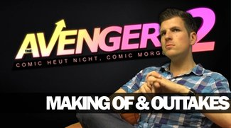 Avengers 2 - Making Of & Outtakes