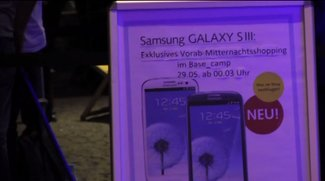 Samsung Galaxy S3 - Das BASE Midnight Shopping