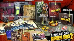 Borderlands 2: Gearbox enthüllt Special Editions