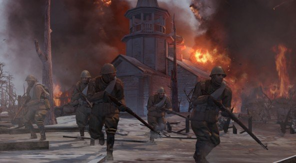 Company of Heroes 2: TF2 Items, Dawn of War 2 als Vorbestellerbonus