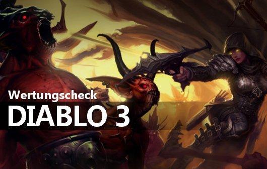 Diablo 3 Wertungscheck: Verteufelt gut und höllisch heiß