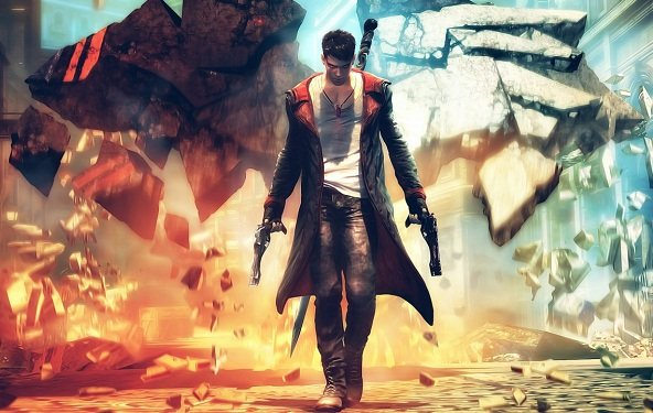 DmC - Devil May Cry: Dämonenjäger Dante im TGS Trailer