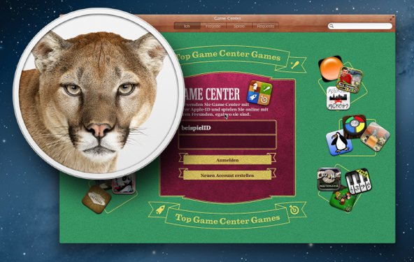 OS X 10.8 Mountain Lion: Folge 6 - Game Center und Gatekeeper