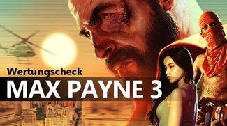 Max Payne 3 Wertungscheck: Braungebrannt und kahlrasiert