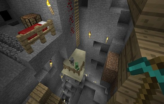 Minecraft: Die Xbox 360 Version im Trailer