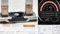 Overclocking: Geforce GTX 690 auf 1554 MHz gepeitscht