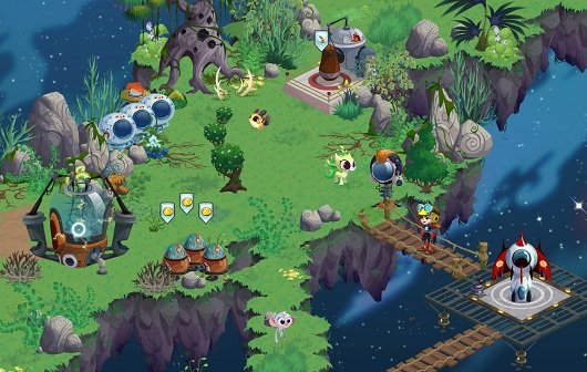 Outernauts: Insomniacs erstes Social Game