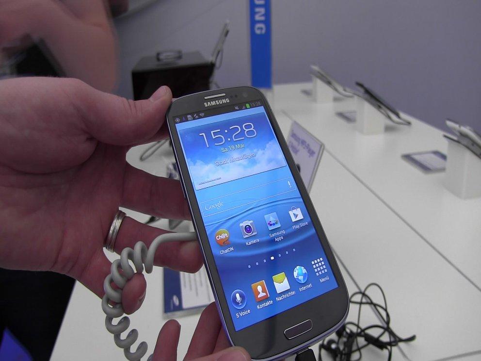 Galaxy S3 - Verkauf in Dubai gestartet