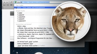 OS X 10.8 Mountain Lion: Folge 5 - Safari