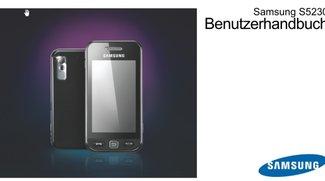 Samsung S5230 - Bedienungsanleitung