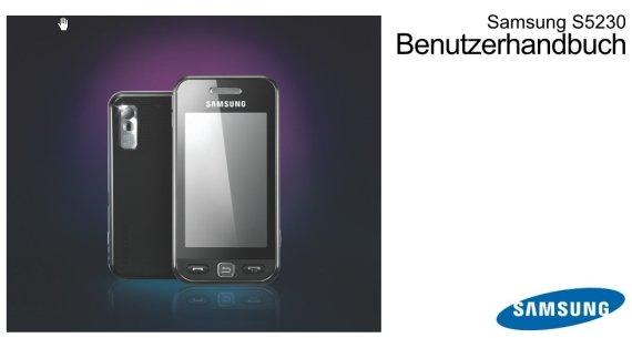 Samsung-S5230-Bedienungsanleitung