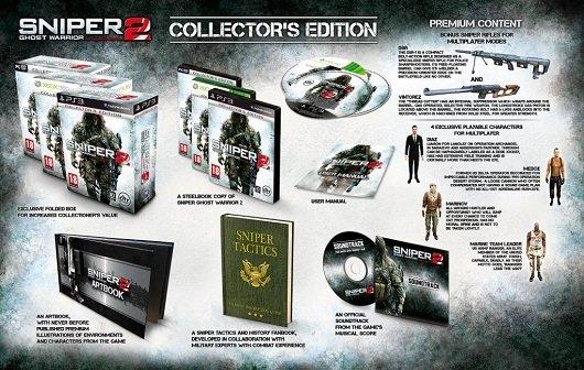Sniper - Ghost Warrior 2: Infos zur Collector's und Limited Edition