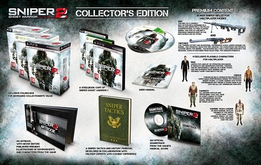 Sniper - Ghost Warrior 2: Infos zur Collector's und Limited Edition