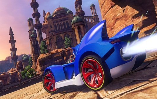 Sonic &amp&#x3B; All-Stars Racing Transformed: Neuer Arcade-Racer für SEGA-Fans