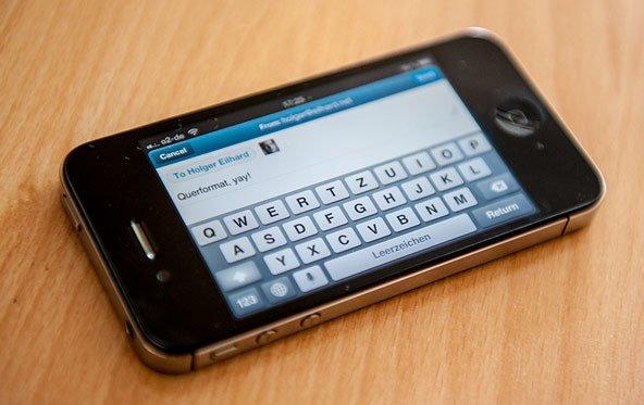 Sparrow für iPhone 1.2 erschienen: Jetzt auch in Deutsch