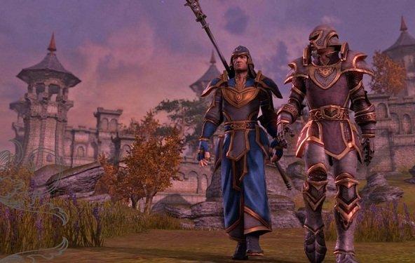 The Elder Scrolls Online: Alle Infos zum MMO&#x3B; erste Screenshots und Details
