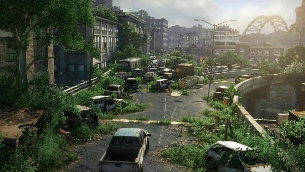 The Last Of Us: Gameplay-Szenen frisch von der E3