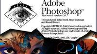 Adobe Photoshop macht Geschichte: Vor 25 Jahren fing alles an
