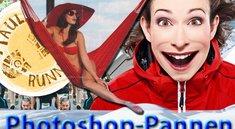 Photoshop-Pannen: Verstempelt, Verspiegelt und Verfreigestellt