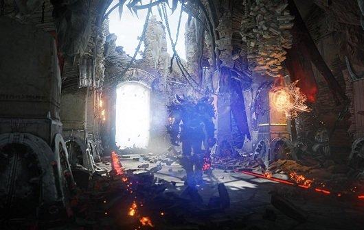 Unreal Engine 4: Die Elemental Demo im Video