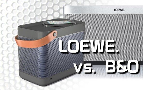 AirPlay-Lautsprecher: B&O Beolit 12 vs. Loewe AirSpeaker im Klangtest