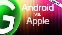 Android vs. Apple: SIRI, 5 x Google Nexus, Android Updates und WWDC