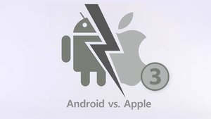 Android vs. Apple - Kefir