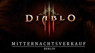 Diablo 3 Mitternachtsverkauf - Das Tor zu Hölle öffnet sich in Berlin