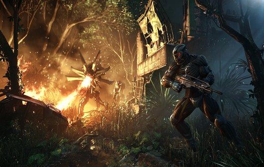 Crysis 3: Nanosuit Action im Beta Gameplay-Trailer